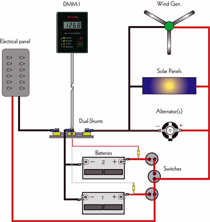 volt shunt wiring image wiring diagram led lighting soundproof sailor s solutions inc on 12 volt shunt wiring